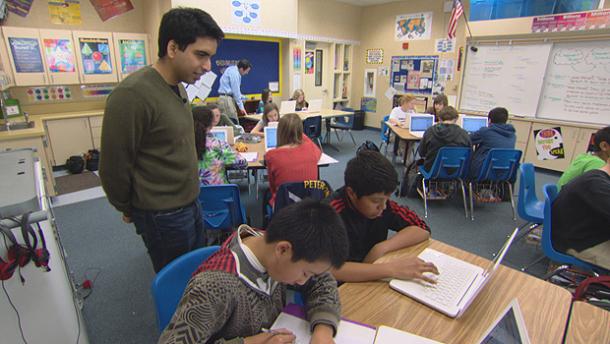 Хан та його однодумці працюють над розробкою нової методики навчання у школах США
