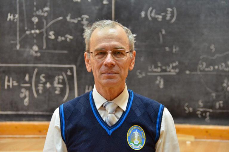 Павло Андрійович Віктор, учитель-інноватор з Одеси