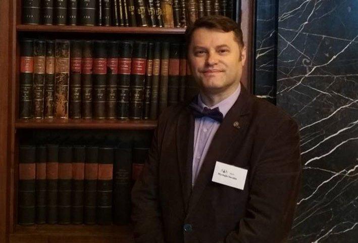 Михайло Савчин, професор УжНУ